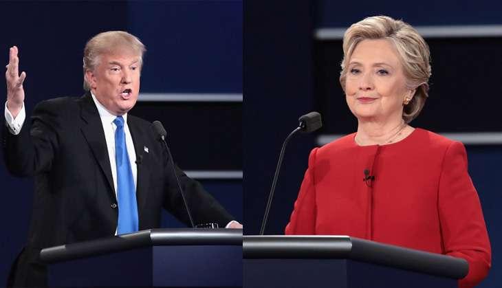 Trump's 1% poll lead