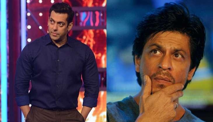 Shah Rukh Khan and Salman Khan in Tubelight (File Photo)