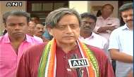 Demonetisation of Rs 500 & 1000 notes is a hastily executed move: Shashi Tharoor