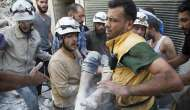 Real war heroes: Syria's White Helmets could win Nobel Peace Prize