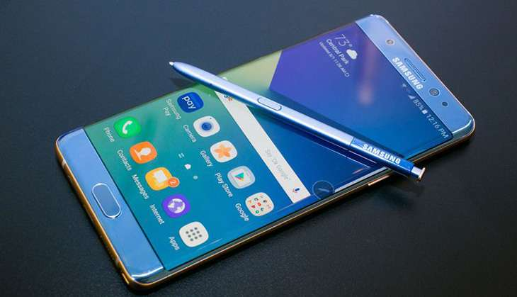 Now, Vistara bans Samsung Galaxy Note 7 over battery explosion issue