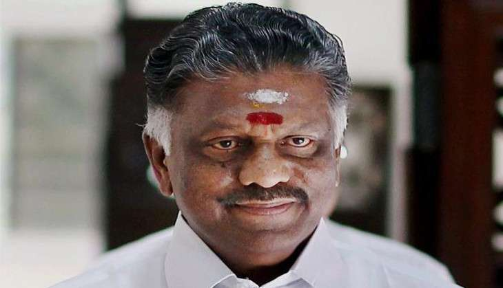 TN CM Panneerselvam honors sports persons, coaches who achieved international honour