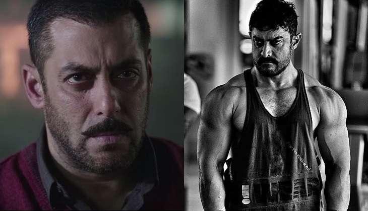 Salman Khan in Sultan and Aamir Khan in Dangal