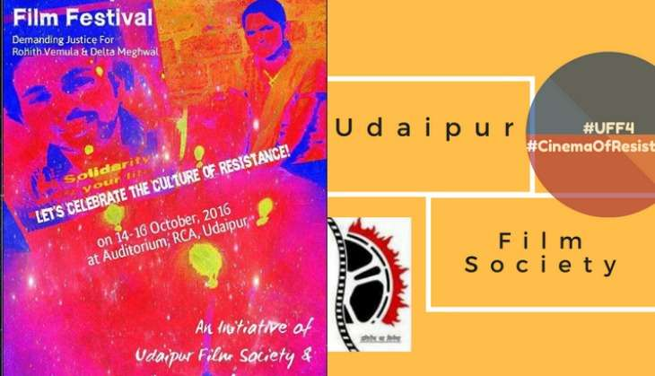 Udaipur film festival dedicated to Rohith Vemula kicks off despite ABVP's bid to derail plans
