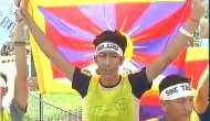 BRICS: Tibetans protest as Chinese President Xi Jinping arrives in Goa