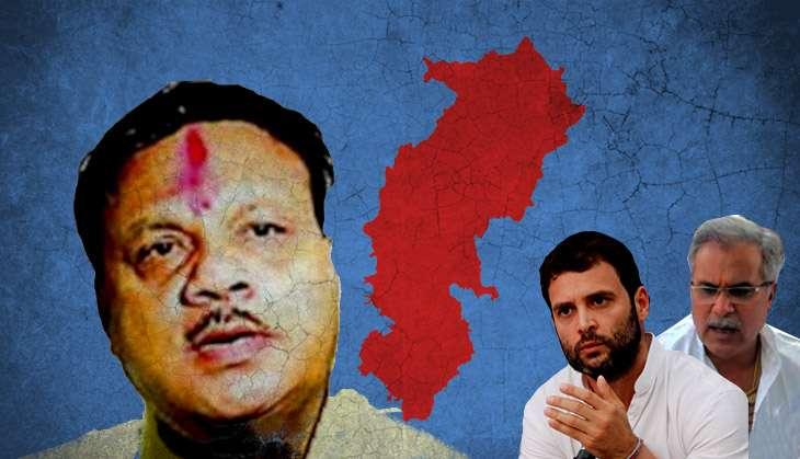 Chhattisgarh Congress suspends MLA RK Rai