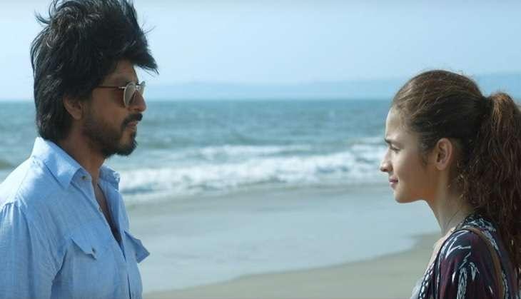 Shah Rukh Khan and Alia Bhatt in Dear Zindagi teaser