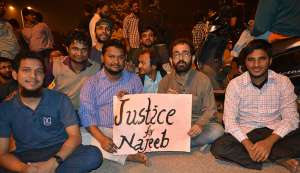 Where is Najeeb Ahmed? ABVP & JNU under fire over missing student