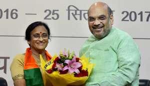 Rita Bahuguna Joshi joins BJP. Here's why the Congress isn't bothered