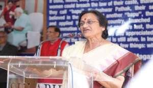 इंटरव्यूः रीता बहुगुणा जोशी बोलीं राहुल गांधी खुद को साबित नहीं कर पाए