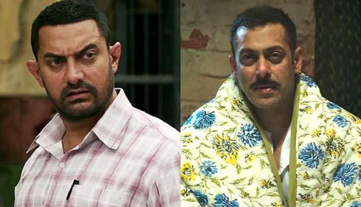 Aamir Khan in Dangal and Salman Khan in Sultan