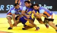 Kabaddi WC 2016: Narwal shines as India sink Thailand to reach final