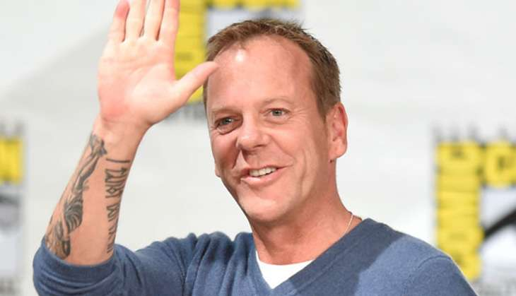 Can Kiefer Sutherland be US president, please?