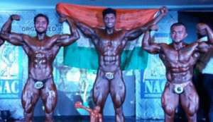 Bengaluru man crowned Mr Asia 2016; 'Arnold Schwarzenegger of Whitefield' has won Mr Universe twice before