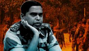 Kalluri Mukt Bastar? Own comments and CBI probe may cause cop's downfall