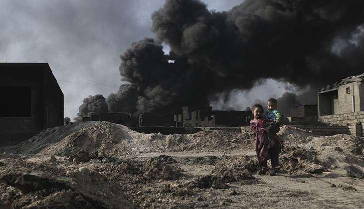 Mosul Dris Okuducu/Anadolu Agency/Getty Images