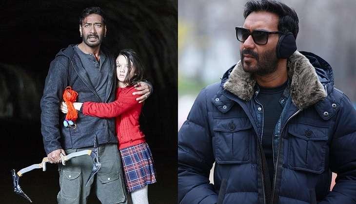 Ajay Devgn's Shivaay movie review