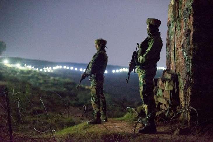 Cross-border firing by Pakistan