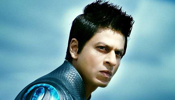 Shah Rukh Khan in Ra One