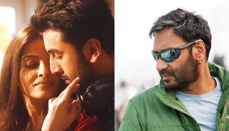 Shivaay vs Ae Dil Hai Mushkil (Movie Still)