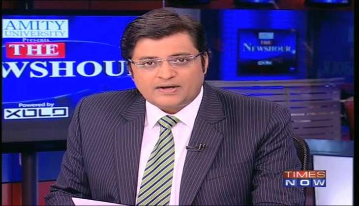 Arnab Goswami resigns from Times Now, likely to start own venture