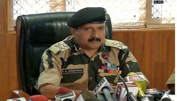 BSF has retaliated accurately to ceasefire violations by Pakistan: IG BSF