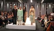 Rape survivor walks the ramp for Pakistan fashion week