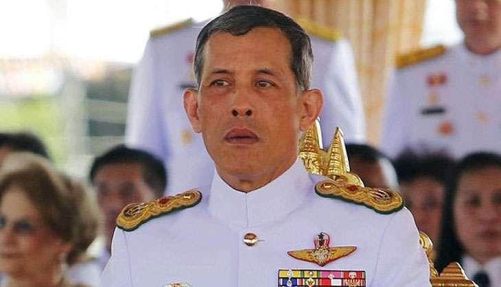 Thailand Crown Prince