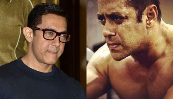 Aamir Khan in Dangal, Salman Khan in Sultan