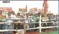 UP: Akhilesh Yadav begins its 'Vikas Rath Yatra' in Lucknow today