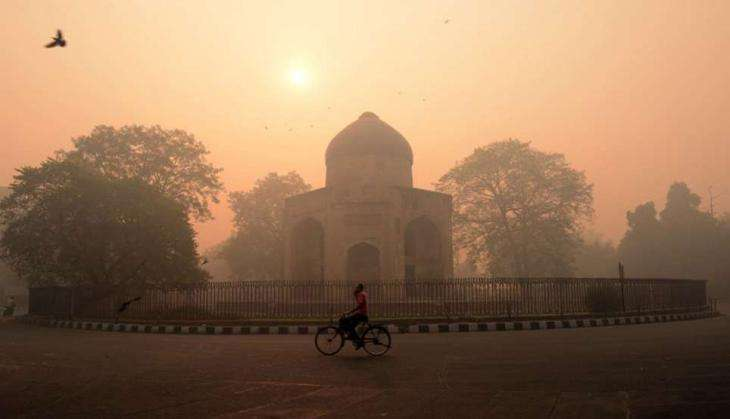 smog delhi