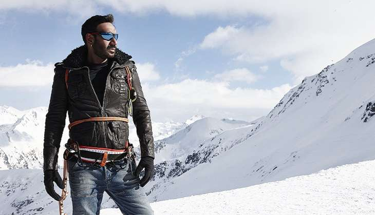 Ajay Devgn, Shivaay Opening Week Box Office Collection Report
