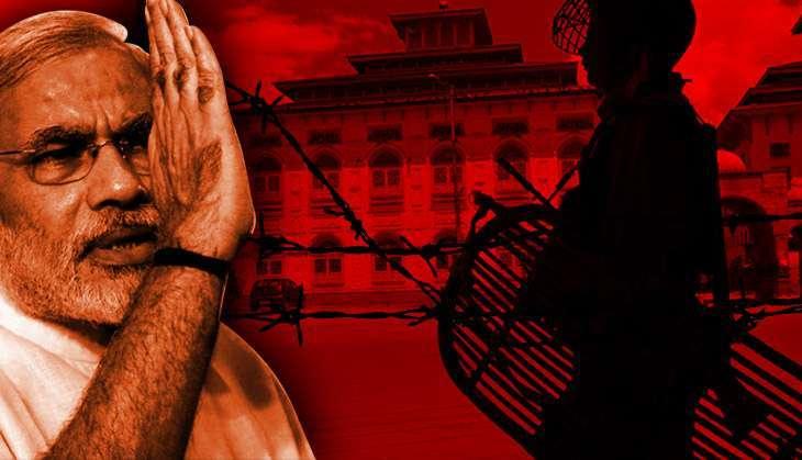 Modi Kashmir policy is untenable
