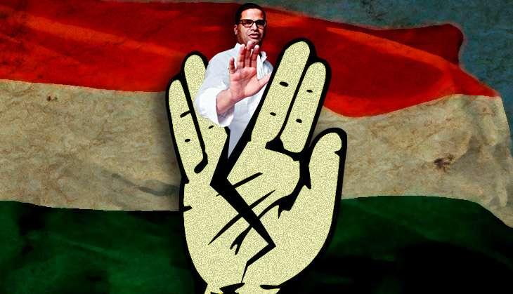 Congress irked by Prashant Kishor