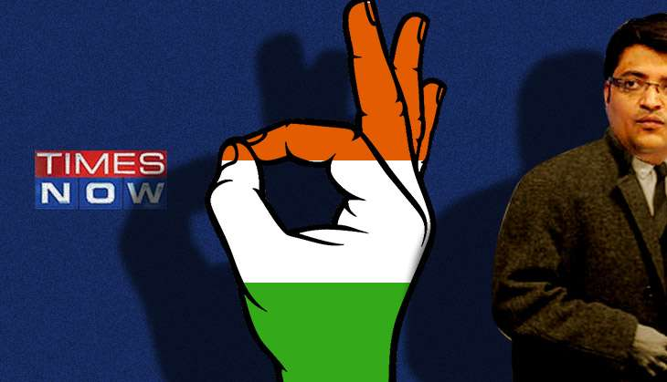 Arnab out, Congress in: Grand old party ends boycott of Times Now