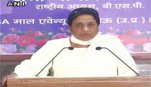 BJP & SP holding yatras to mislead people of UP: Mayawati