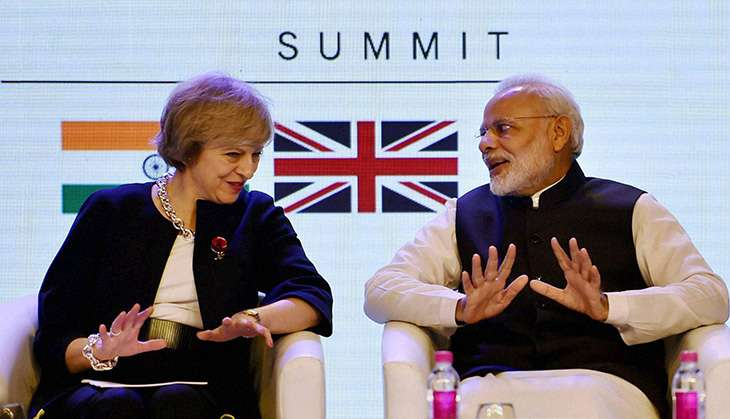 Theresa May's India visit: all the right noises but no concrete developments