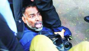 Tata security guards pounced on the media on Friday: A victim's account