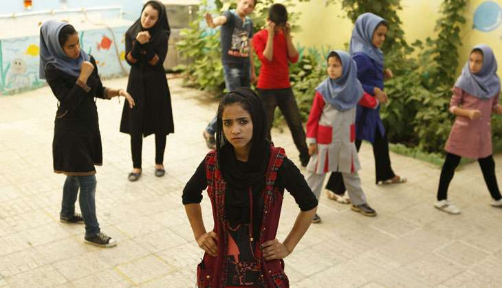 Sonita Alizadeh and how rap music drowned the noise of Taliban bullets