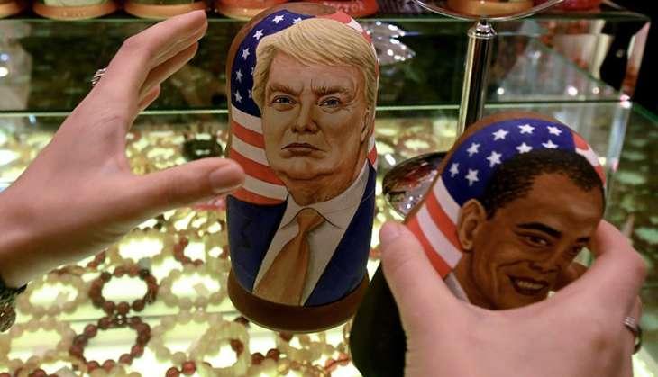 Donald Trump election doll AFP Photo/Krill Kudryav