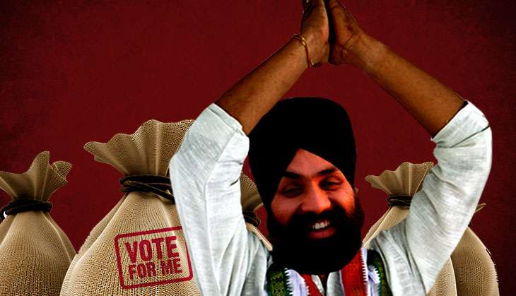 Money power will play its role in Punjab polls, but now, the question is how
