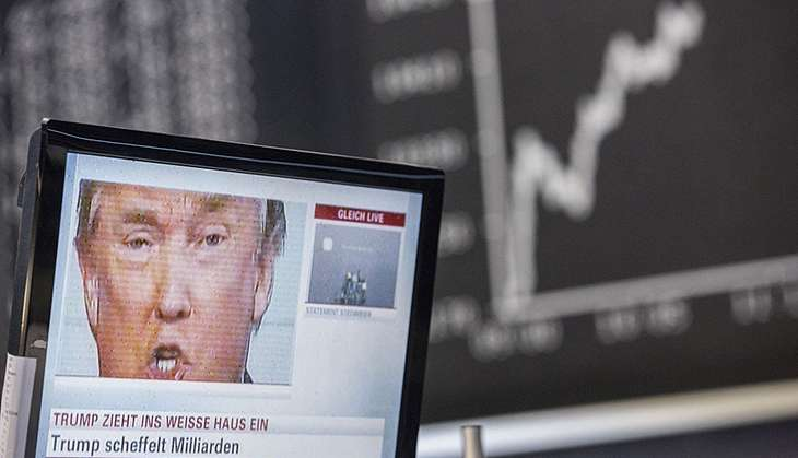 Trump's stunning victory has caused short-term panic in the markets
