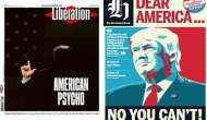 Newspapers from around the world react to Trump being elected POTUS
