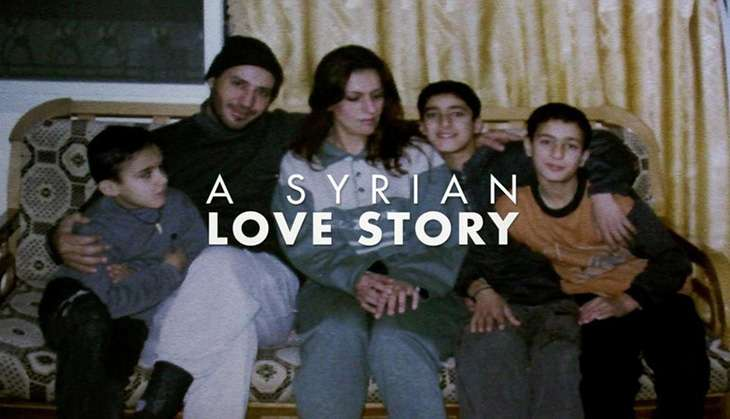 A Syrian Love Story: Giving the Middle East crisis a human face