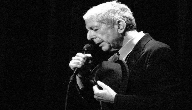 Legendary poet and songwriter Leonard Cohen dies at 82