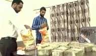 I-T department seizes Rs 2.25 cr new notes from flat guarded by 2 dogs in Bangalore