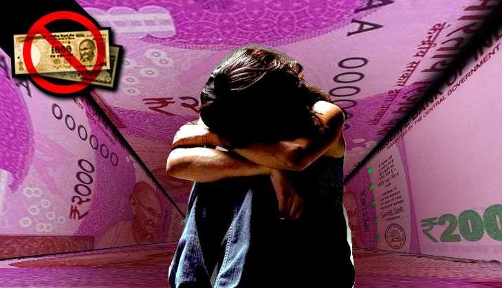 Women students face demons of demonetisation