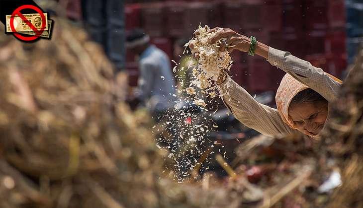 Demonetisation breaks the back of wholesale markets in Delhi, traders, labourers suffer