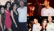 In pictures: Bollywood parties with Coldplay's Chris Martin ahead of Global Citizen Festival