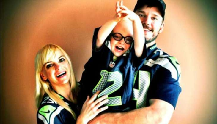You need to read Chris Pratt's heartwarming post about his premature son